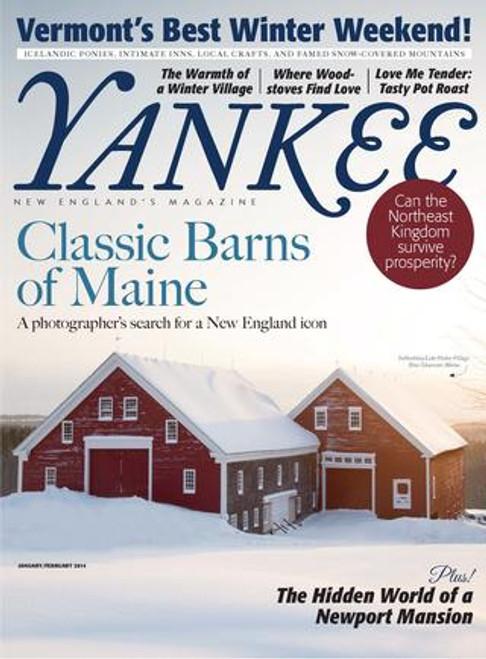 Yankee Magazine Jan/Feb 2014 (Online Edition)
