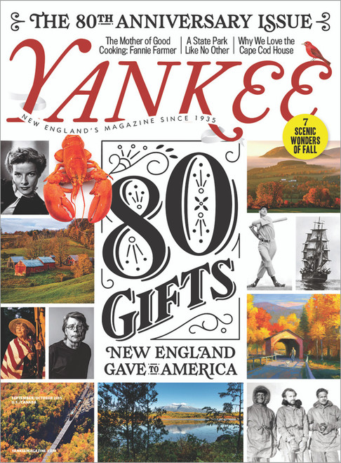 Yankee Magazine Sep/Oct 2015 (Online Edition)