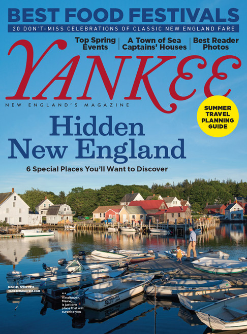 Yankee Magazine Mar/Apr 2016 (Online Edition)