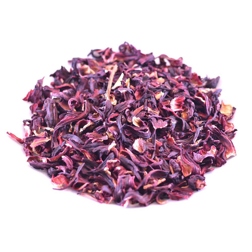 Hibiscus Flowers Herbal Tea