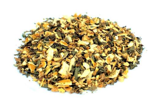 Lemon Mint Cooler Herbal Tea