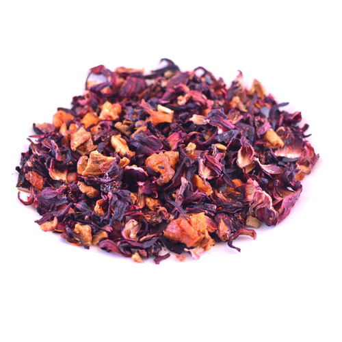 Peach Melba Herbal Tea