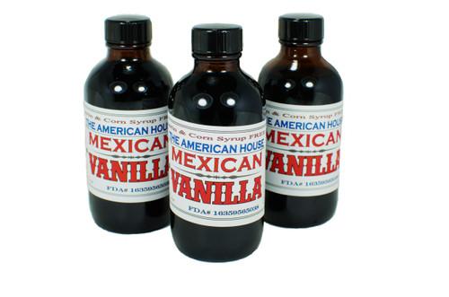 Pure Mexican Vanilla