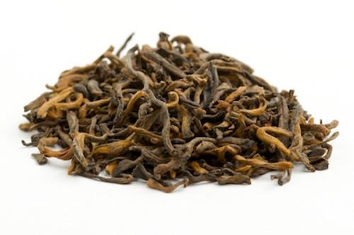 Golden Pu Erh Tea