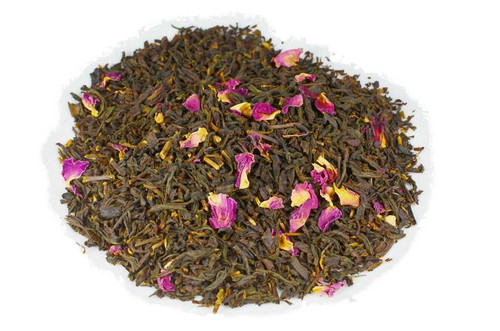 Antique Rose Earl Grey Black Tea
