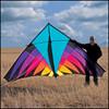 """ITTW - 12' Delta Kite """"Highlighter Delta"""" PARTS"""