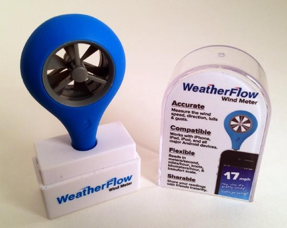 WeatherFlow - Wind meter