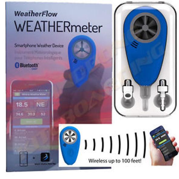 "WeatherFlow - Weathermeter ""Wireless Bluetooth"""
