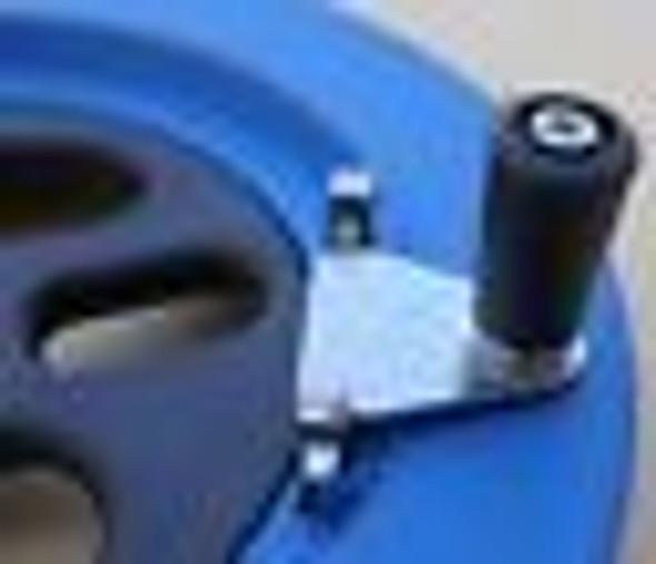 "WNS - ReelFast Kite Winder ""Blue"" / 80# x 500' Nylon"