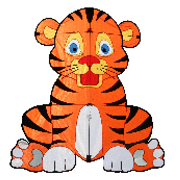 "Skydog Kites - Critter Kites ""Tiger"""