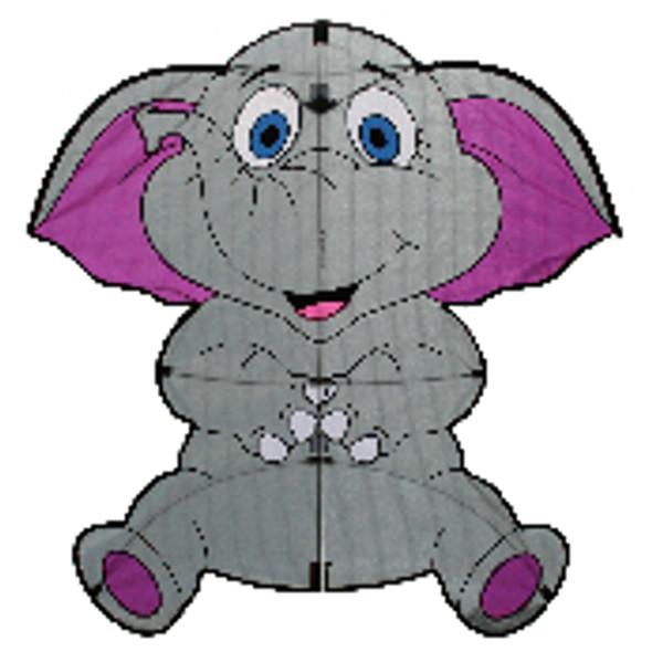 "Skydog Kites - Critter Kites ""Elephant"""