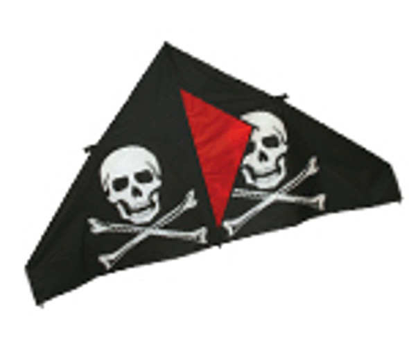 "Skydog Kites - 55"" ""Double Trouble Pirate Delta"""