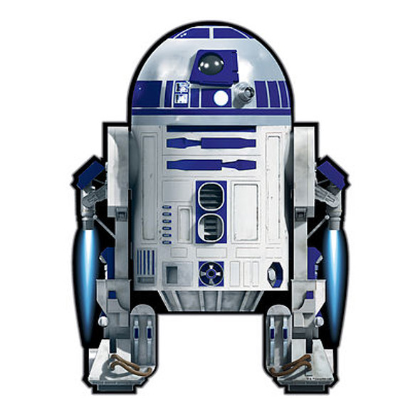 "WindnSun kites - SuperSize Star Wars ""R2D2"""