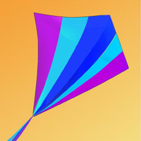 Gomberg Kite - Big Diamond 5'