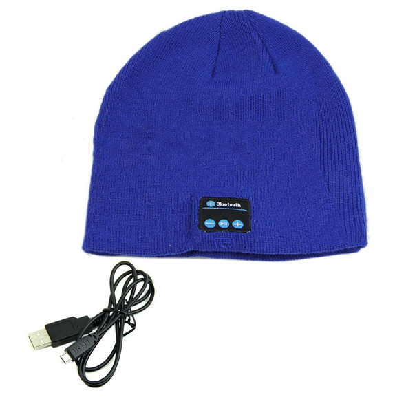 Bluetooth Beanie Toque  w/built-in speakers and mic