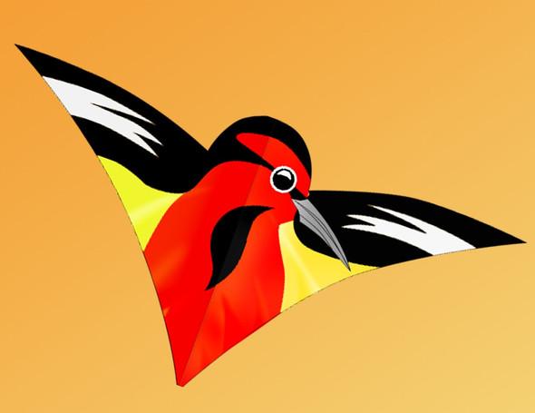 "Gomberg Kites - Gom-Birds ""Oriole"""