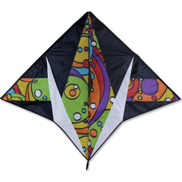 Premier Kites - Gyro Delta Kite - Rainbow Orbit