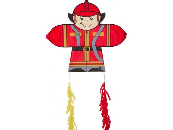 "HQ Kites - Skymate Kite - ""Fireman"""