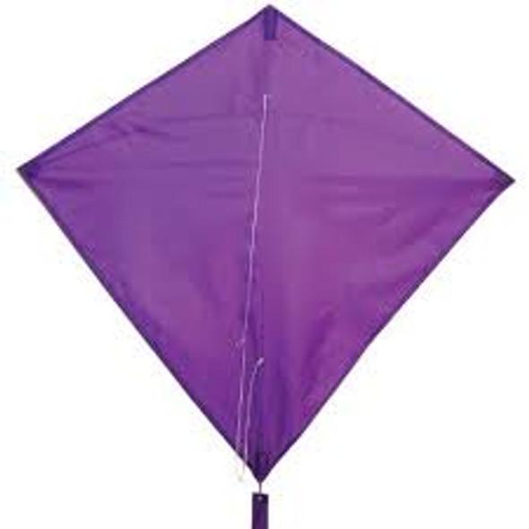 HQ Kites - Eco Line Eddy Purple 70cm