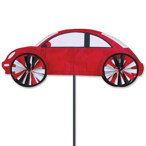 Premier Kites - 24 in. VW Beetle Spinner - Red