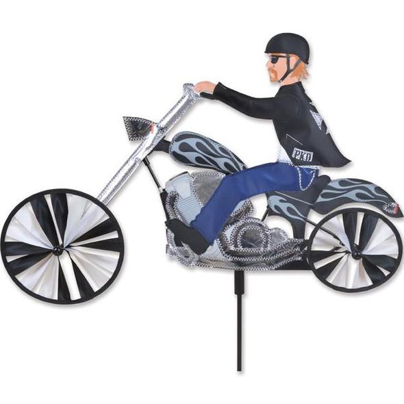 Premier Kites - 25 in. Chopper Motorcycle Spinner