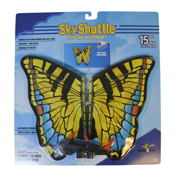 "WindnSun kites - SkyShuttle ""Butterfly"""