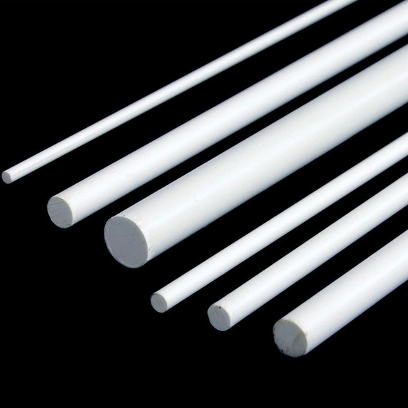 GWK - Fiberglass Round Rod assorted sizes