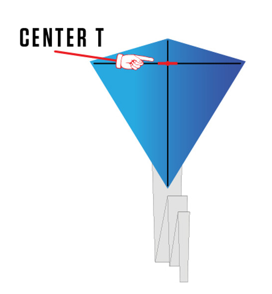 Prism Designs - Stowaway Diamond parts - T-Connector