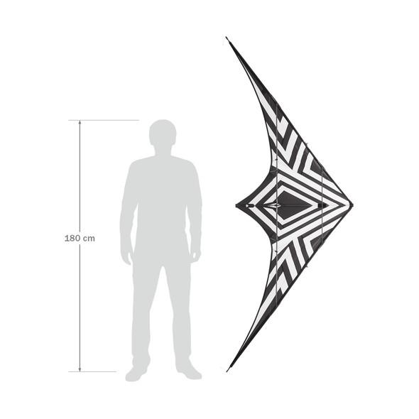 HQ Kites - Zebra sport kite