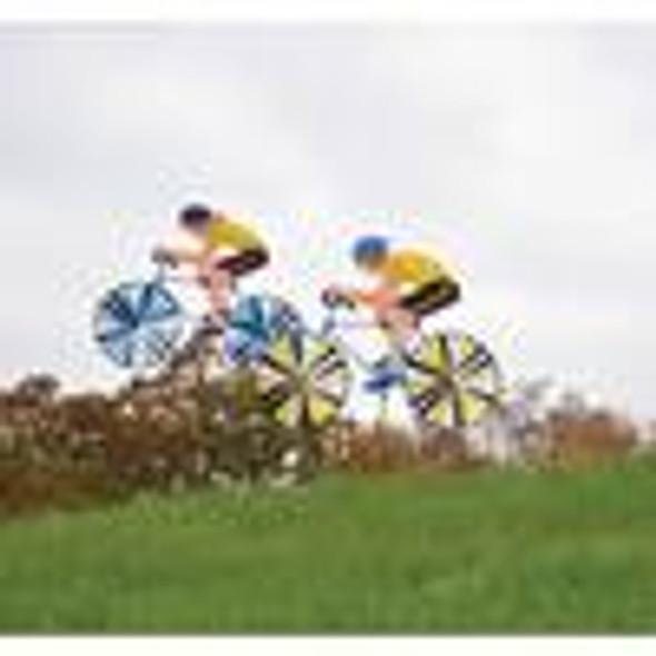 Premier Kites - 35 in. Road Bike Spinner - Man