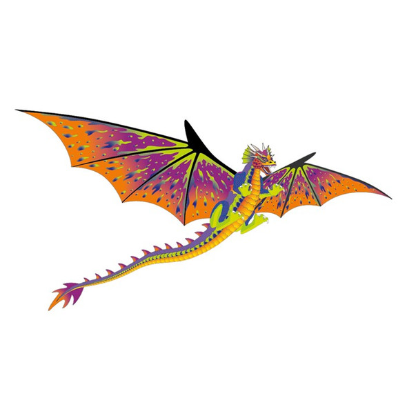 "WindnSun kites - Supersized Dragon ""SkyGiant"" Kite"