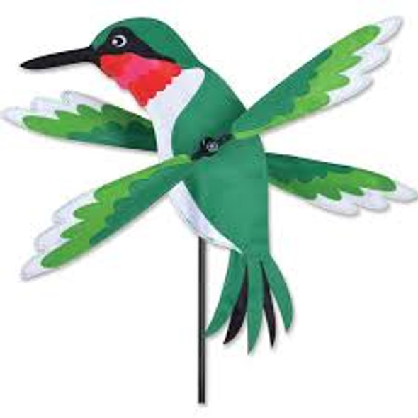 Premier Kites - 16 in. WhirliGig Spinner - Hummingbird