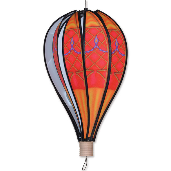 Premier Kites - 18 in. Hot Air Balloon - Red Vintage