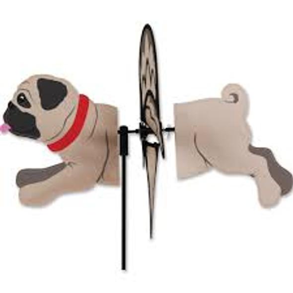 Premier Kites - Petite Spinner - Brown Pug