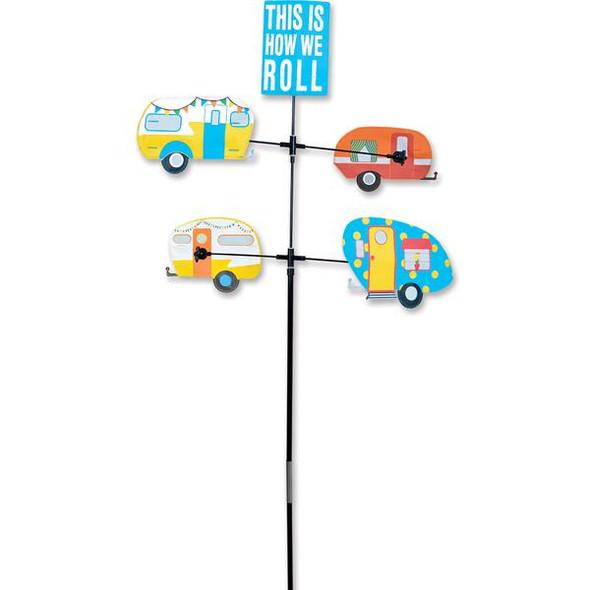 Premier Kites - Carousel Spinner - How We Roll