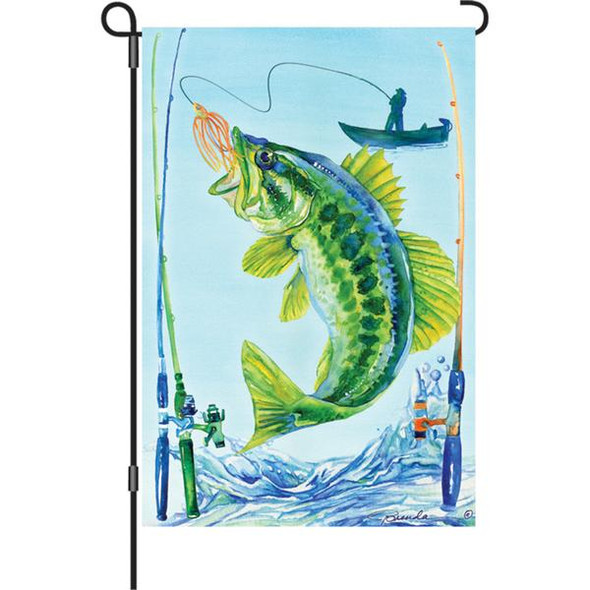 Premier Kites - 12 in. Flag - Bass