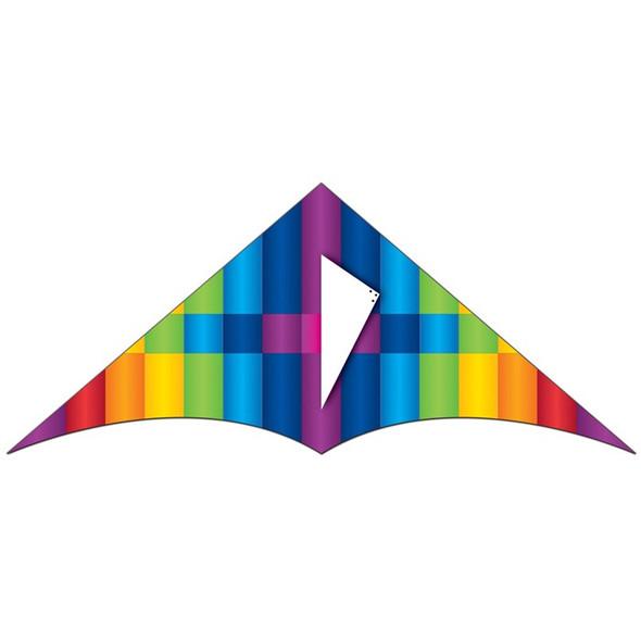 """WNS - Pixel 100"""" Delta Kite"""