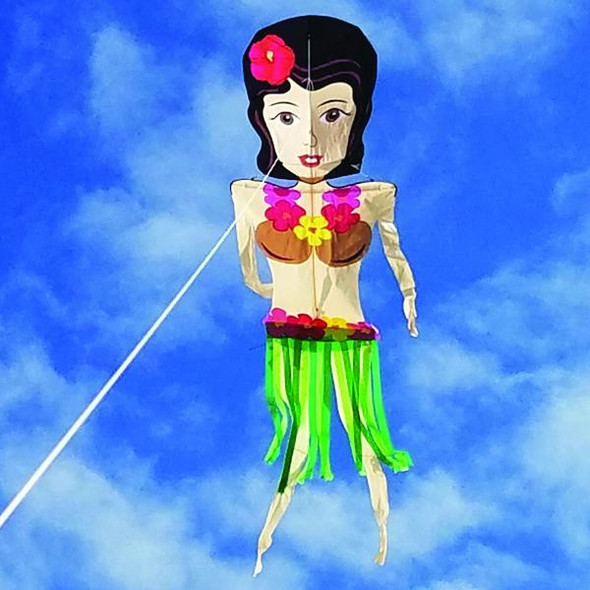 Premier Kites - 13 ft. Hula Girl Kite