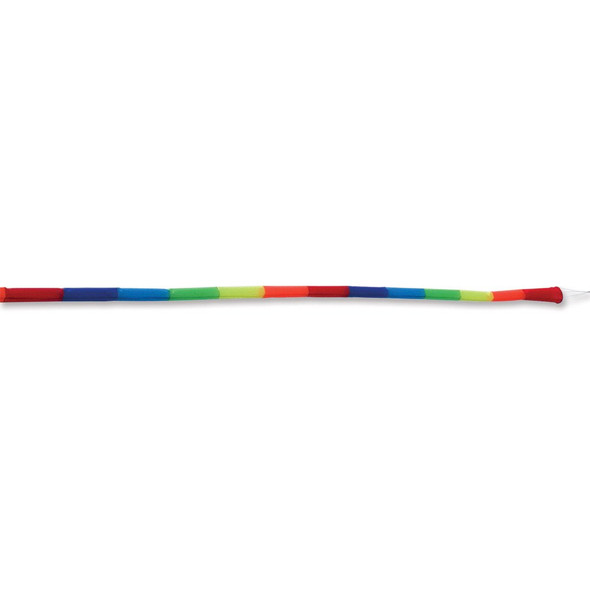 Premier Kites -  100 ft. Tube Tail - Rainbow