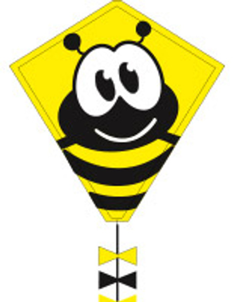 "HQ Kites - Eco line - ECO: EDDY BUMBLE BEE 50CM 20"""