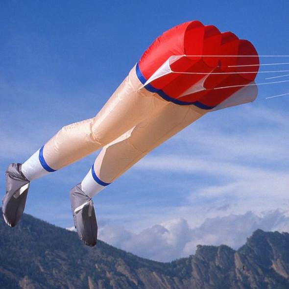 """ITTW - Martin Lester - Martin's Legs """"Red"""""""