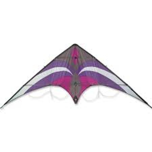 "Premier Kites - Widow NG ""Purple/Grey"""