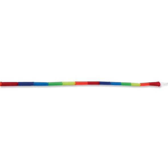 Premier Kites -  24 ft. Tube Tail - Rainbow