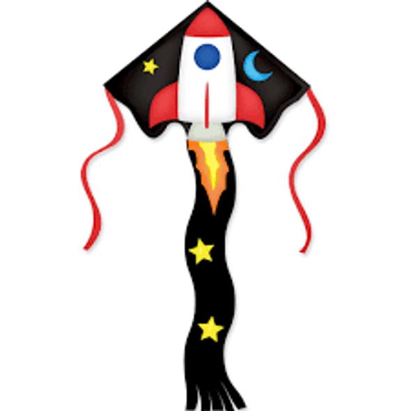 Premier Kites - Super Flier Kite - Rocket (Bold Innovations)