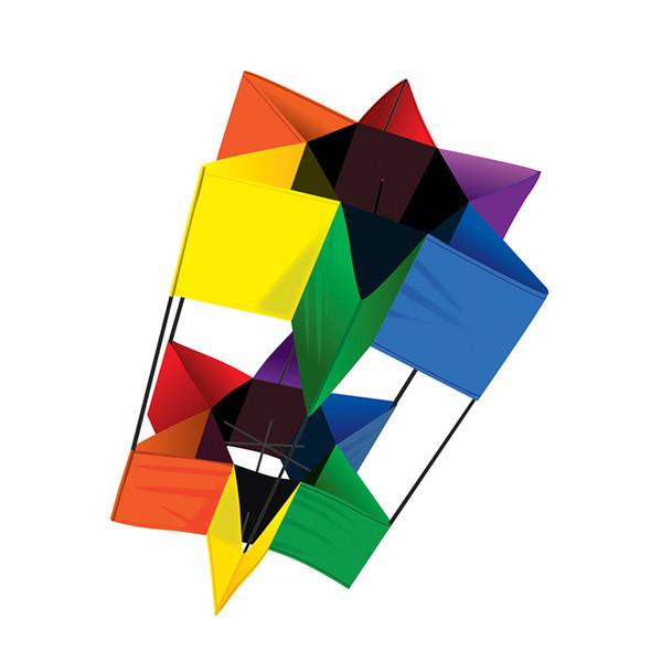 WindnSun - Starbox kite