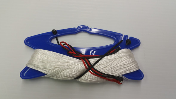 "Gomberg kites - 400# x 100' Dyneema line set ""NO wrist straps"""