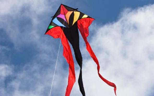 "HQ Kites - Flowtail Delta 600 ""Rainbow"""