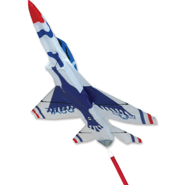 Premier Kites -   3D Jet Kite - F-16 Thunderbird