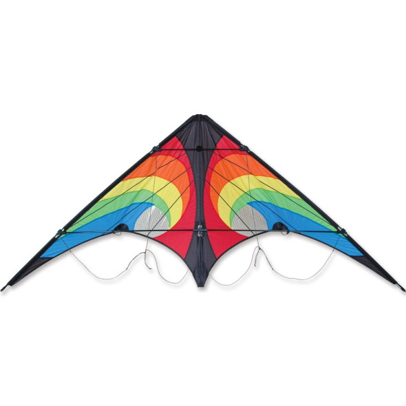 Premier kites - Vision Sport Kite - Rainbow Vortex