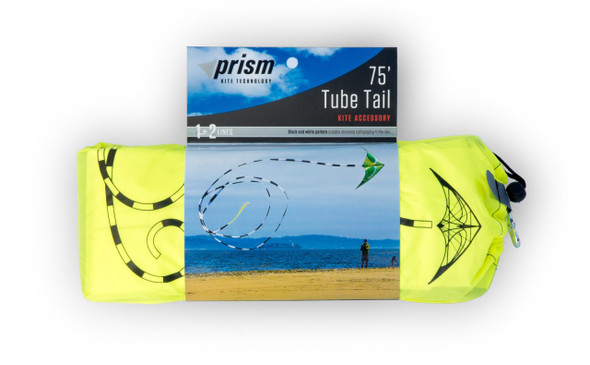 Prism Designs - 20' Tube Tail - Rainbow